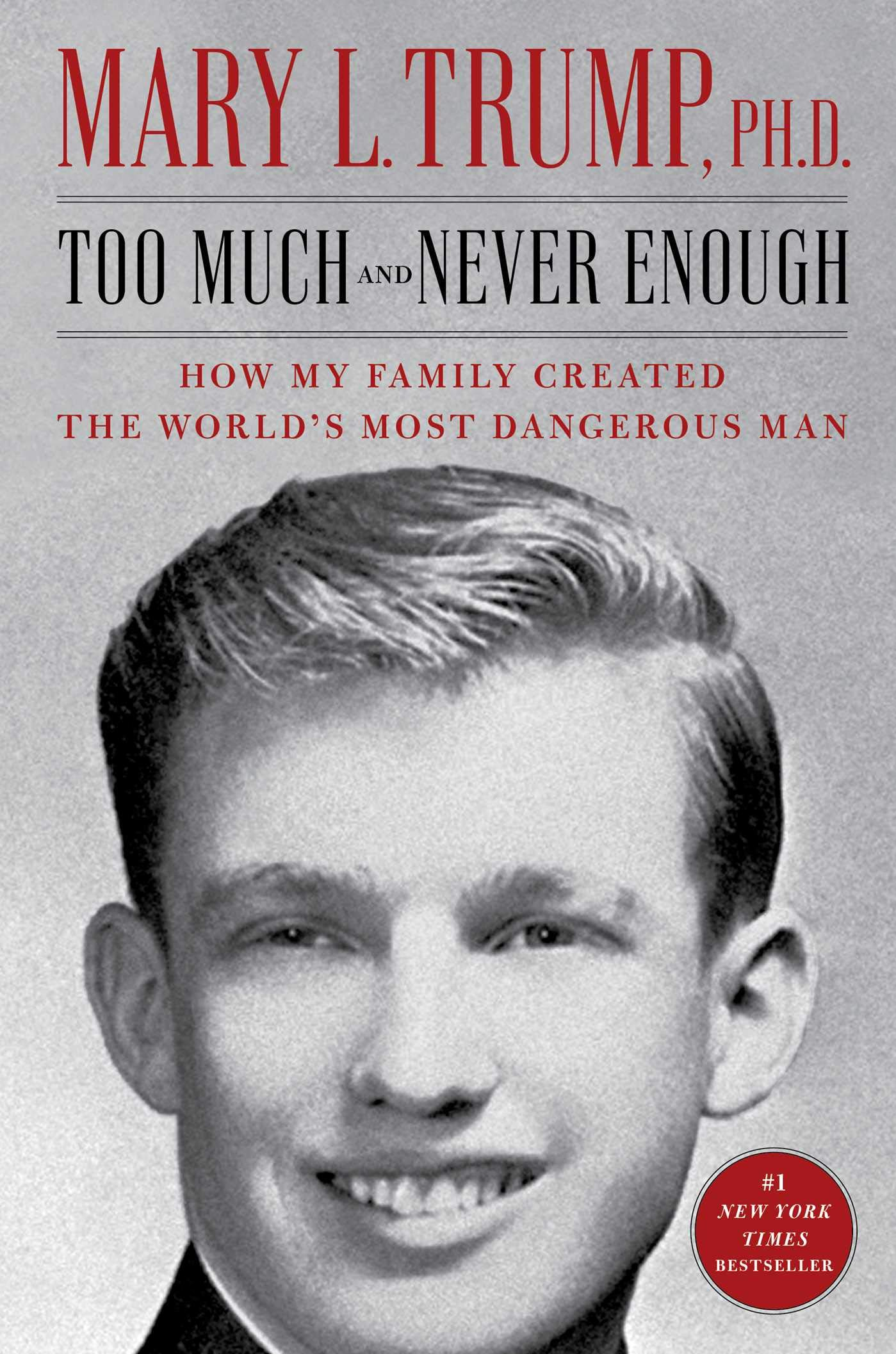 Too Much and Never Enough: How My Family Created the World's Most Dangerous Man pdf epub