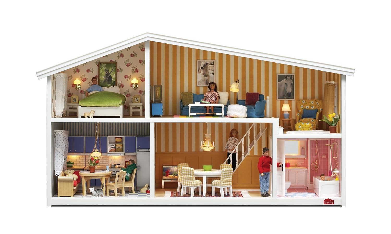 Lundby - Smaland Puppenhaus 1:18: Amazon.de: Spielzeug