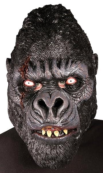 Amazon.com: Forum Novelties de los hombres Zombie Máscara de ...