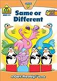 Same or Different Workbook Grade P (Get Ready Books)