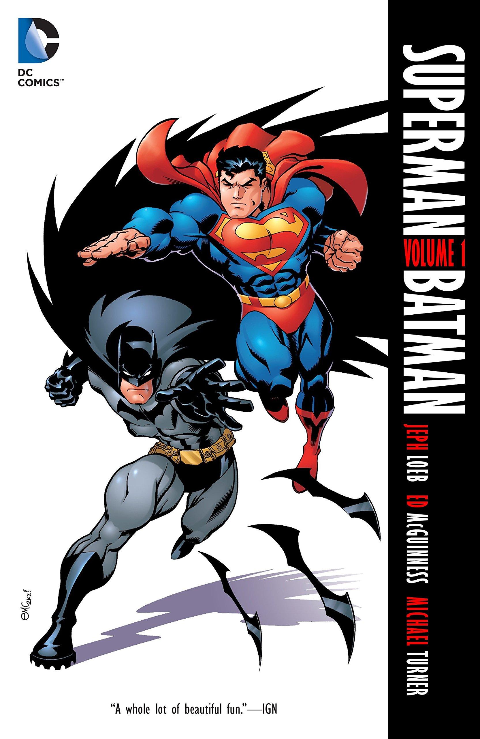 Amazon.com: Superman/Batman Vol. 1 (9781401248185): Loeb, Jeph ...