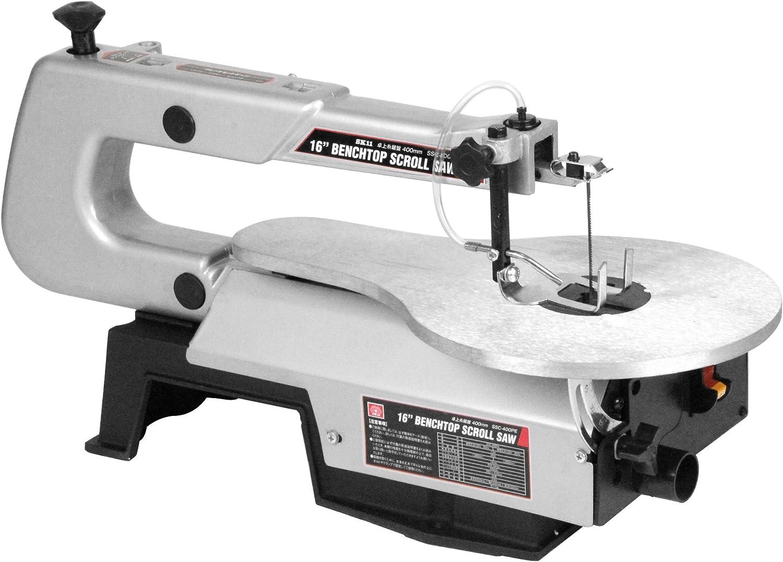 SK11 卓上糸鋸盤 フトコロ 400mm テーブル