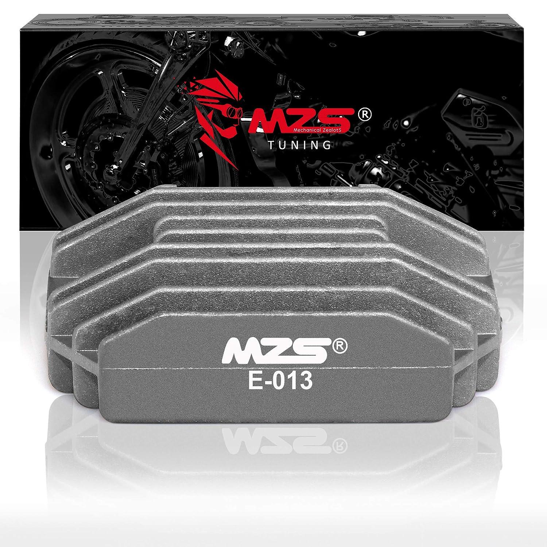 MZS Voltage Regulator Rectifier for Yamaha R1 98-01// R6 99-05// R6S// YZF600// FZ6// FZ6N// FZ6S// FZ6R// FZR600// V-STAR XVS400// XP500 T-MAX 500// TDM 800 850// XJ600// MAX 600 700// SX 600 700// VMAX 600 700
