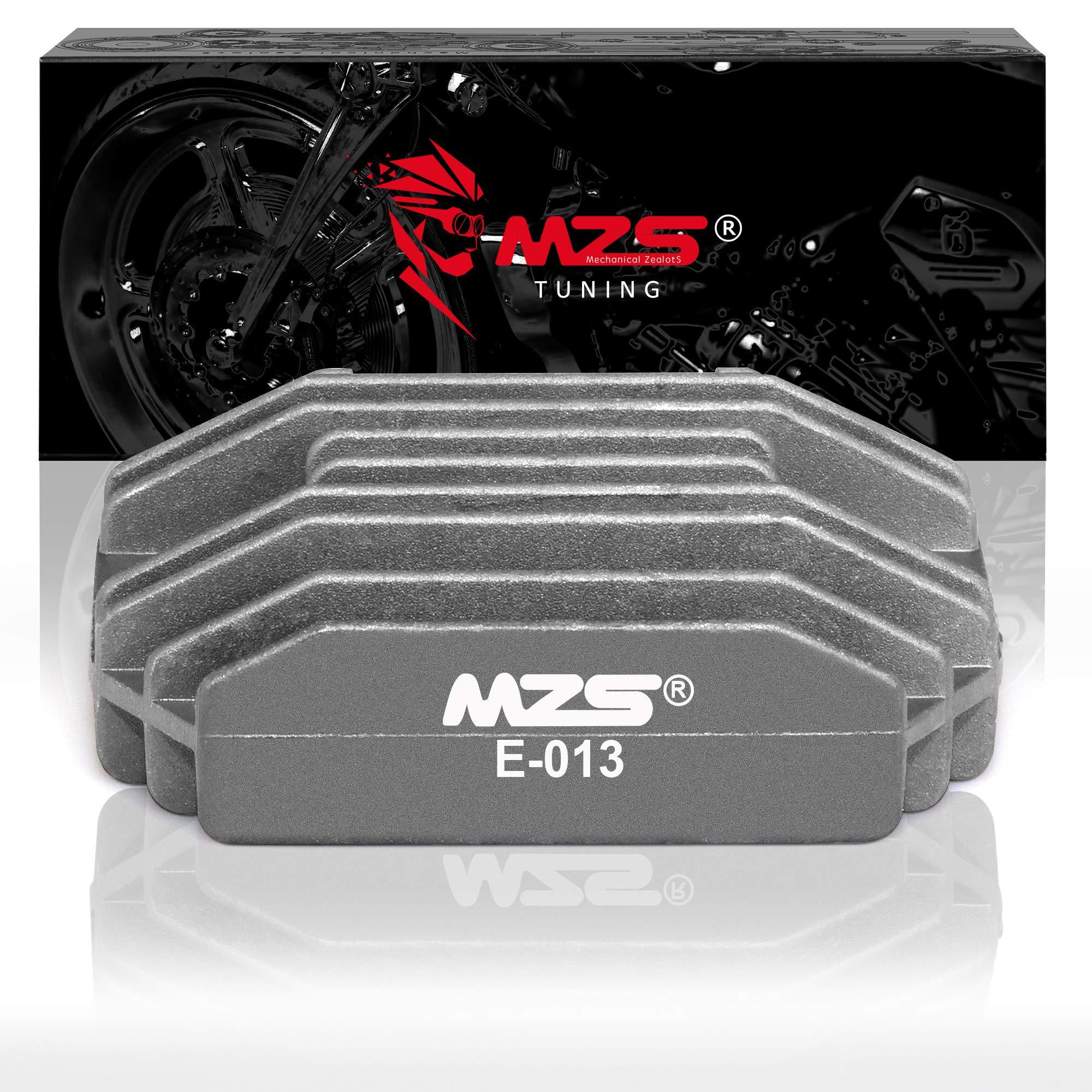 MZS Voltage Regulator Rectifier for Yamaha R1 98-01/ R6 99-05/ R6S/ YZF600/ FZ6/ FZ6N/ FZ6S/ FZ6R/ FZR600/ V-STAR XVS400/ XP500 T-MAX 500/ TDM 800 850/ XJ600/ MAX 600 700/ SX 600 700/ VMAX 600 700