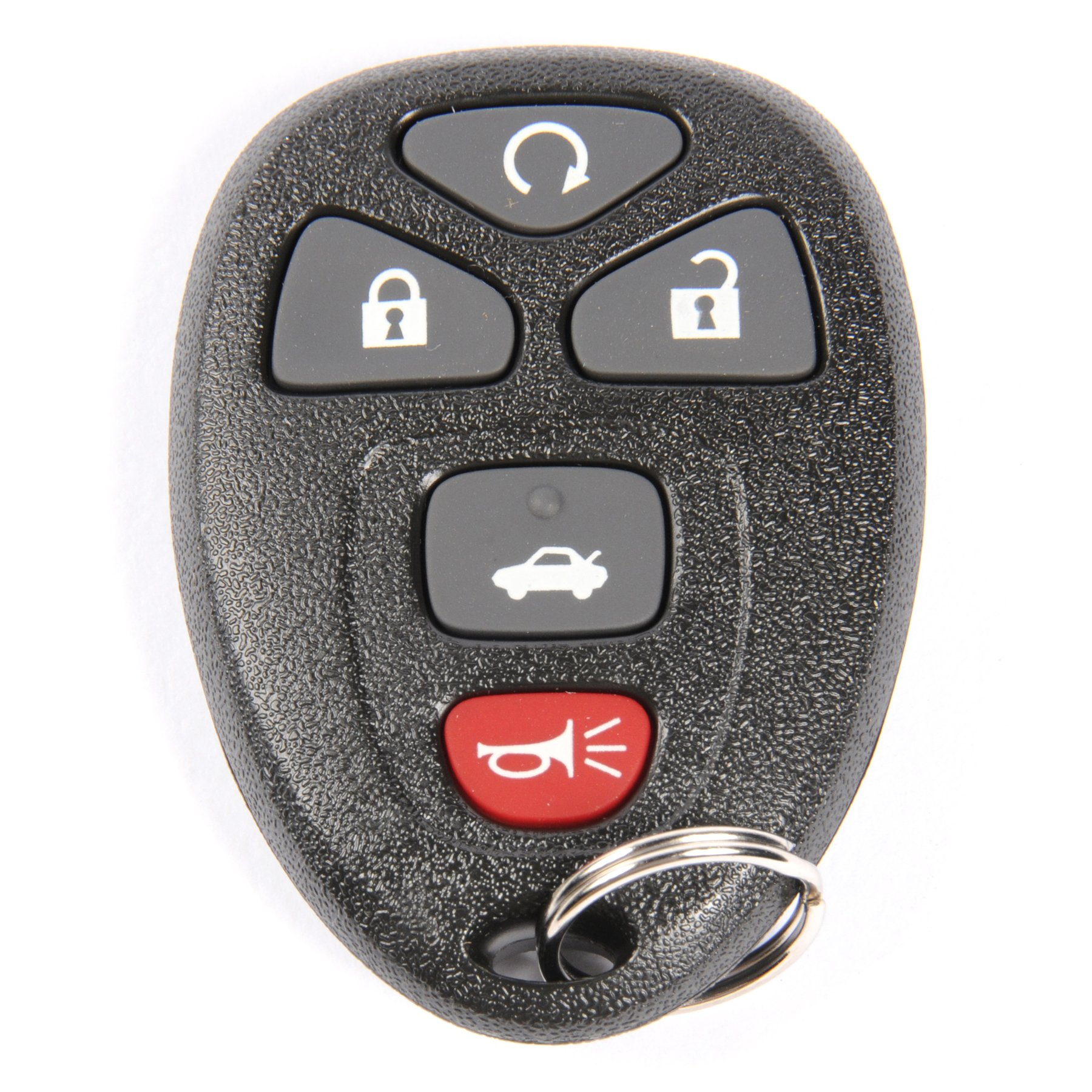ACDelco 22733524 GM Original Equipment 5 Button Keyless Entry Remote Key Fob by ACDelco