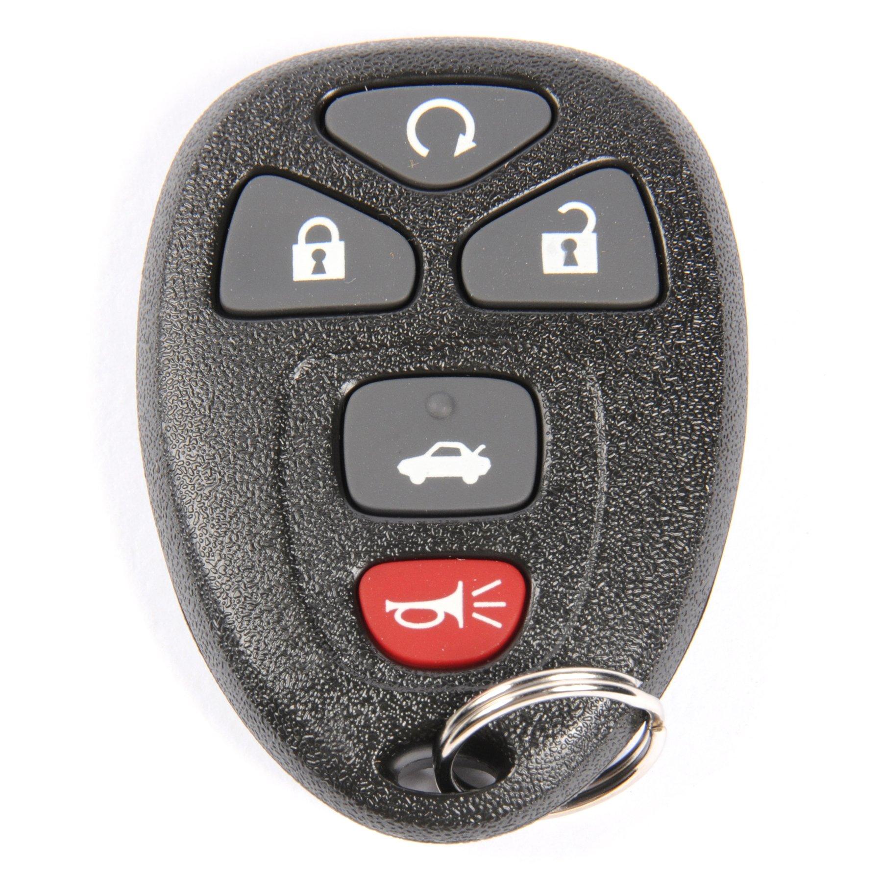 ACDelco 22733524 GM Original Equipment 5 Button Keyless Entry Remote Key Fob