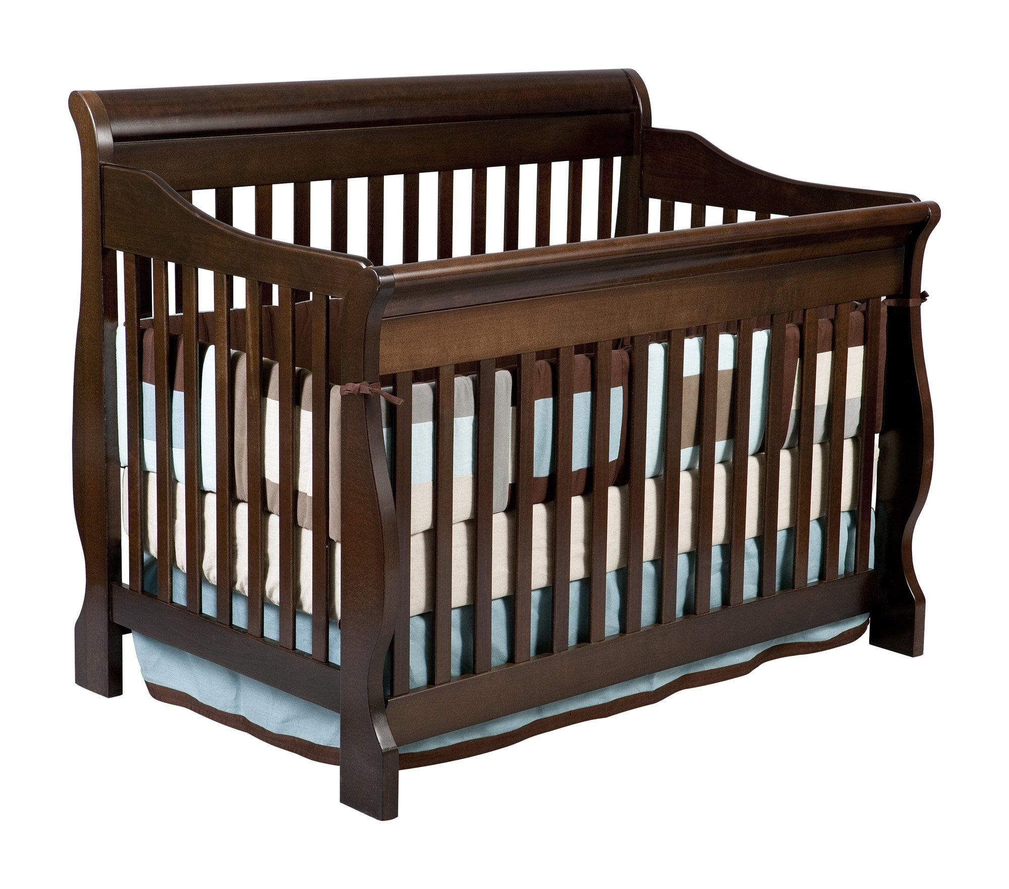 Galleon delta children canton 4 in 1 convertible crib for Child craft crib recall