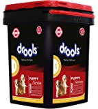 Drools Chicken and Egg Puppy Dog Food, 6.5kg with FREE Container