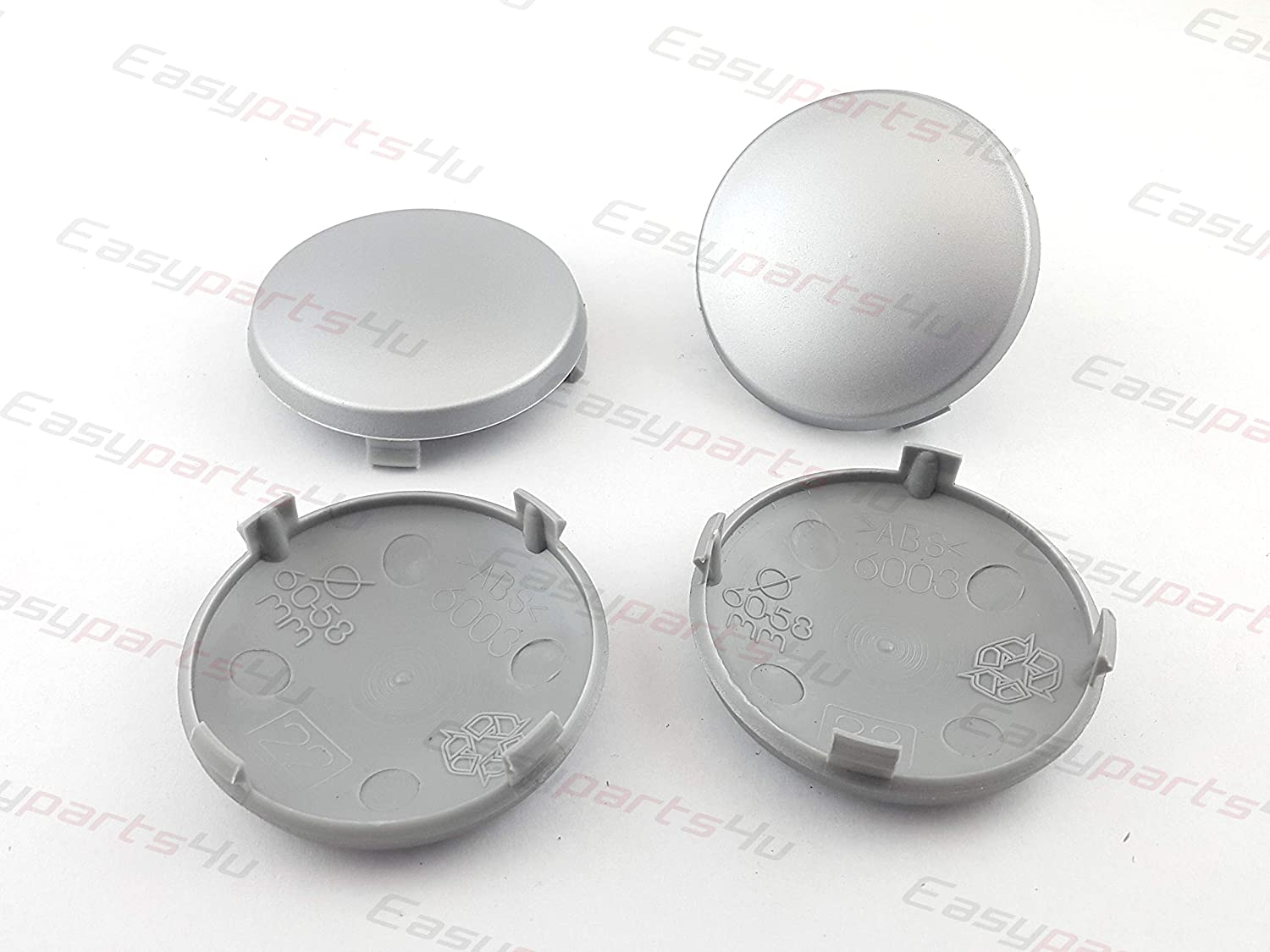 57mm for ALLOY WHEEL HUB A25-22 59mm greitapigu.lt 4x UNIVERSAL CENTER CAPS