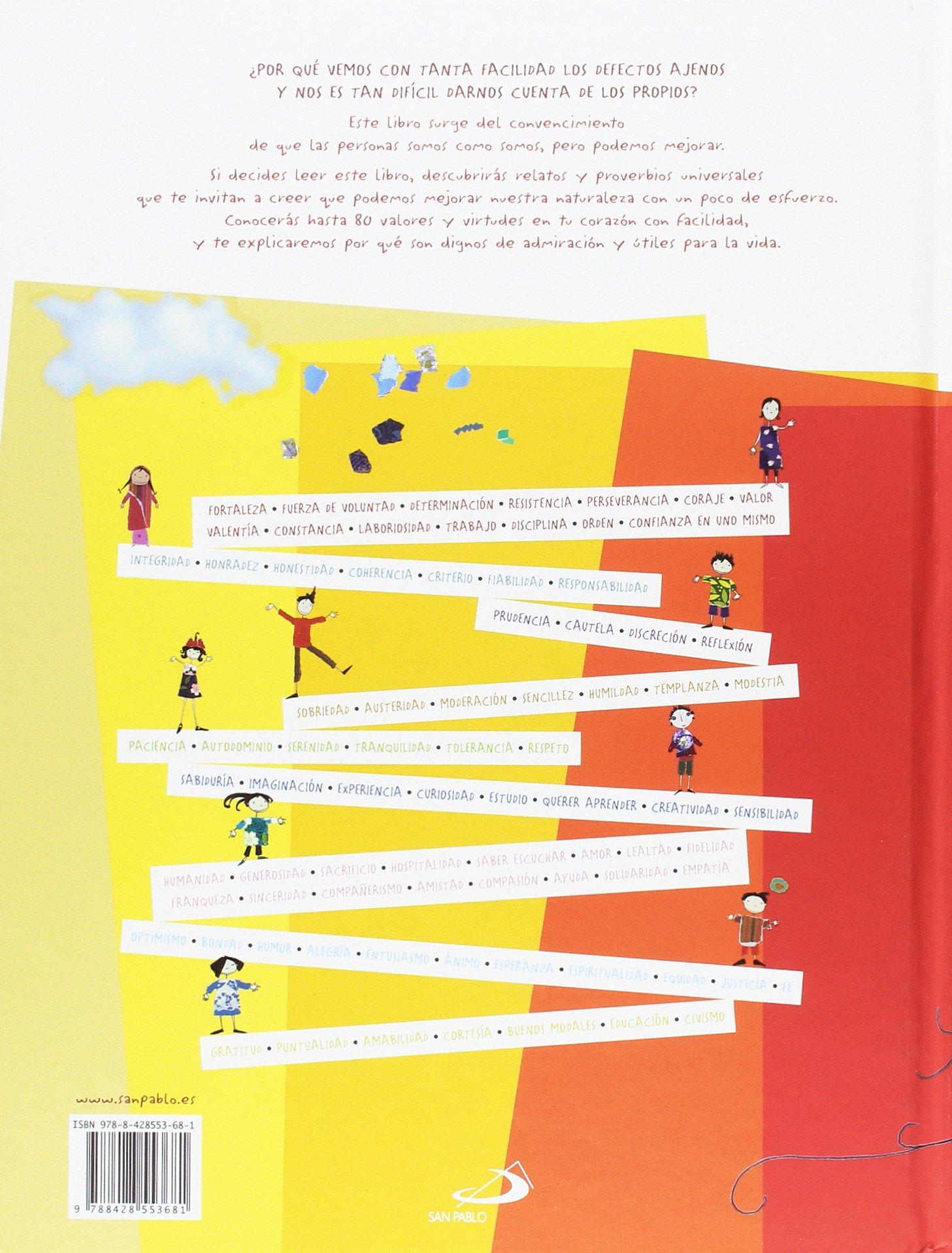 80 valores y virtudes que te gustará conocer: Relatos y proverbios universales Cuentos y ficción: Amazon.es: Monreal Díaz, Violeta, Monreal Díaz, Violeta: Libros