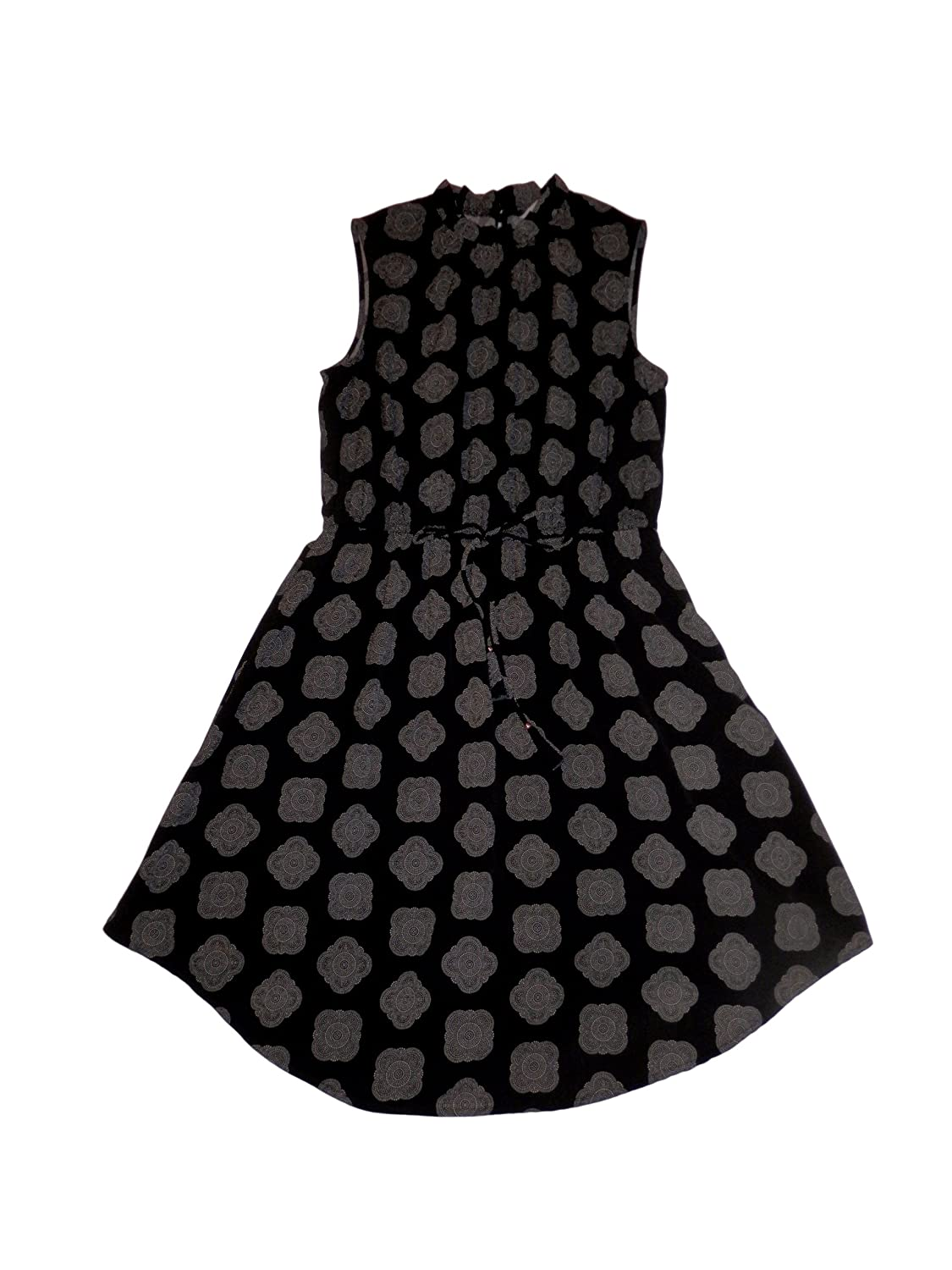hm H & M Sleeveless Summer Dress (Size 4) at Amazon Womens Clothing store: