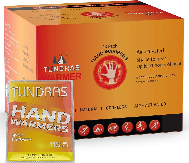 Tundras Hot Hand Warmers