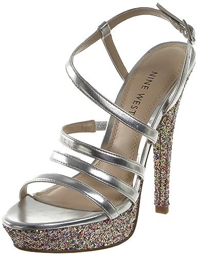 ae0e88066c8 Nine West Women s Armcandy Platform Sandal