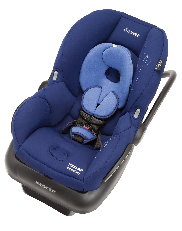 Amazon.com : 2014 Maxi-Cosi Mico AP Infant Car Seat - Reliant Blue ...