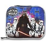 Disney Star Wars S7COR03ZA Rectangular Lunch Bag, Blue