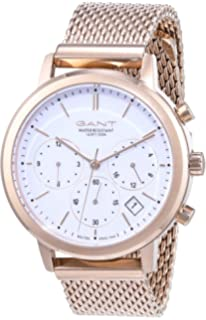 Analog Edelstahl Uhr Damen Time Gant Armband Mit Gt008002 Quarz kXOiPuZ