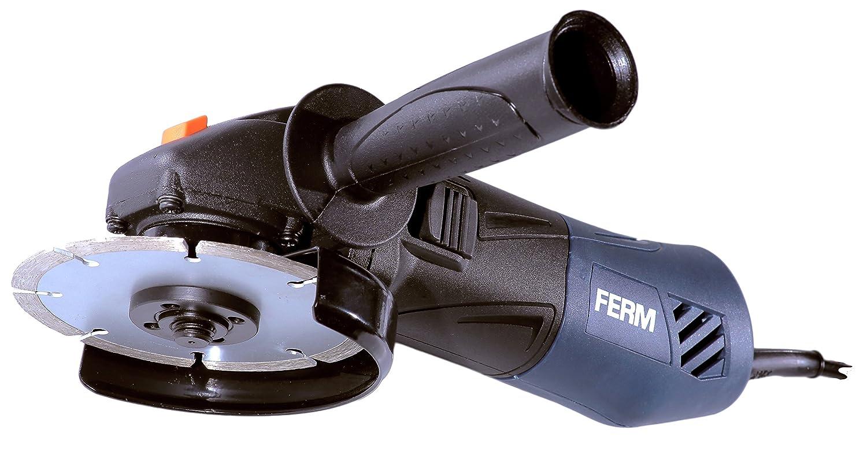 FERM AGM1087 Amoladora angular 850W - 125mm: Amazon.es: Bricolaje y herramientas