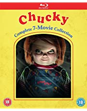 CHUCKY: Complete 7-Movie Collection (BD)