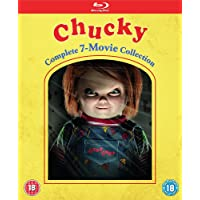 CHUCKY: Complete 7-Movie Collection (BD) [Blu-ray]