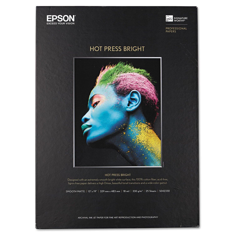 epson paper manuals