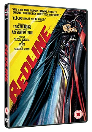 Redline [DVD] [Reino Unido]: Amazon.es: Takuya Kimura ...