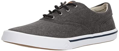 Sperry Herren Striper Ii CVO Washed Black Sneaker