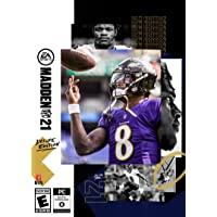 Madden NFL 21 Deluxe Edition - Steam PC [Online Game Code]