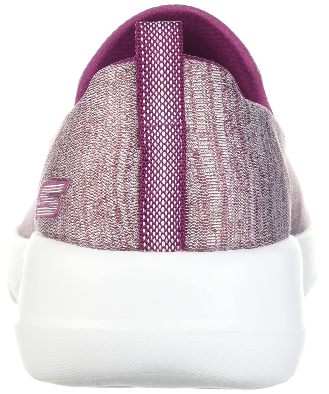 Skechers Women's Go Walk Joy-15611 Sneaker B07537HQR2 6.5 B(M) US Raspberry