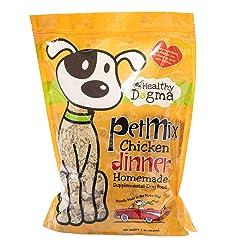 Healthy Dogma Pet Mix Chicken Dinner
