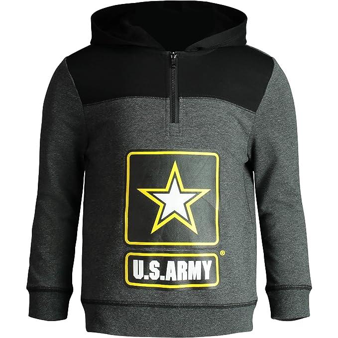 Amazon.com  US Army Toddler Boys  Fleece Hoodie Pullover Sweatshirt ... cd891603b