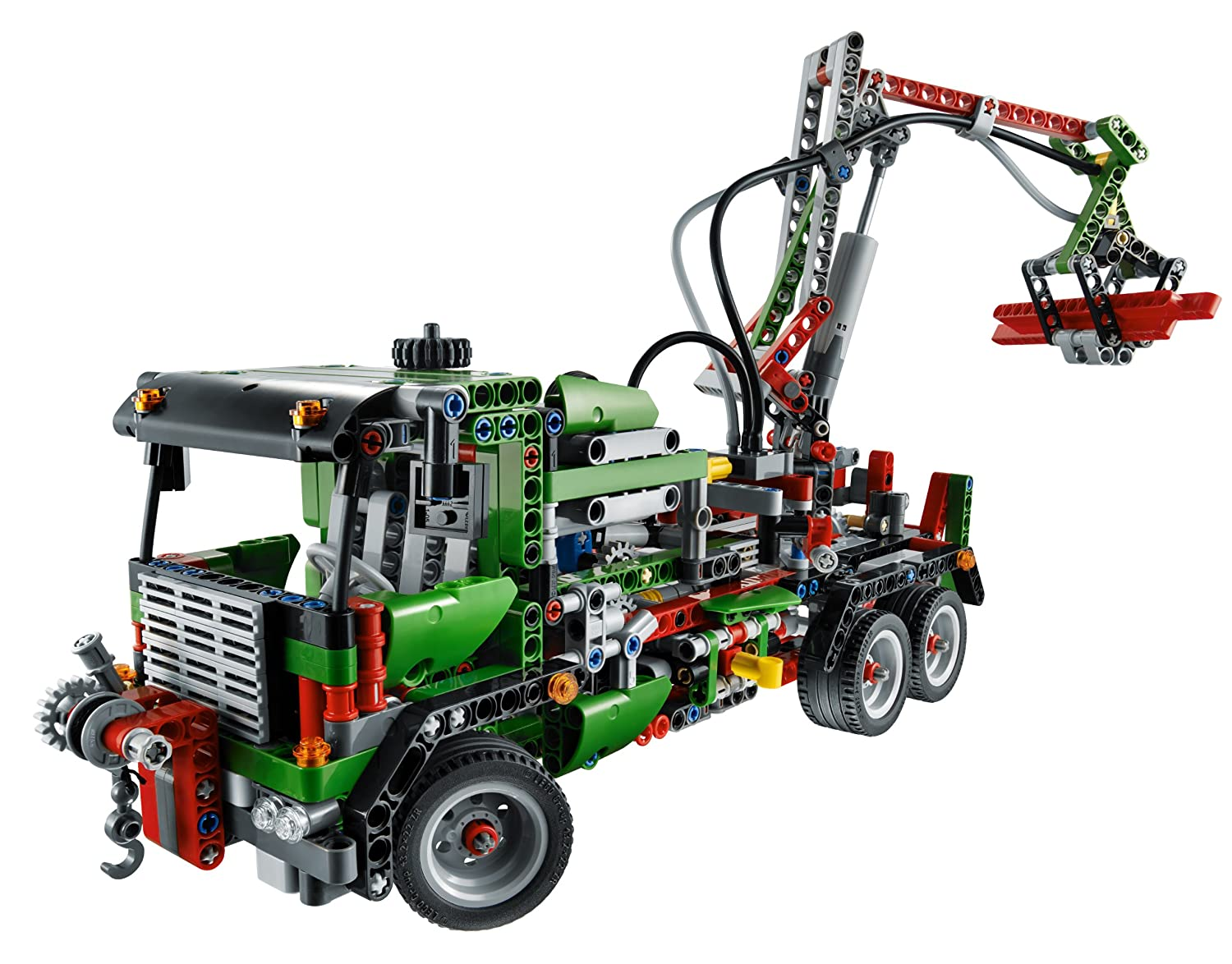 image gallery lego technic 42008. Black Bedroom Furniture Sets. Home Design Ideas