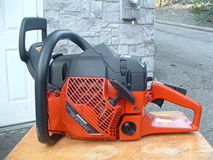 amazon com jonsered 2172 chainsaw power head with heated handles