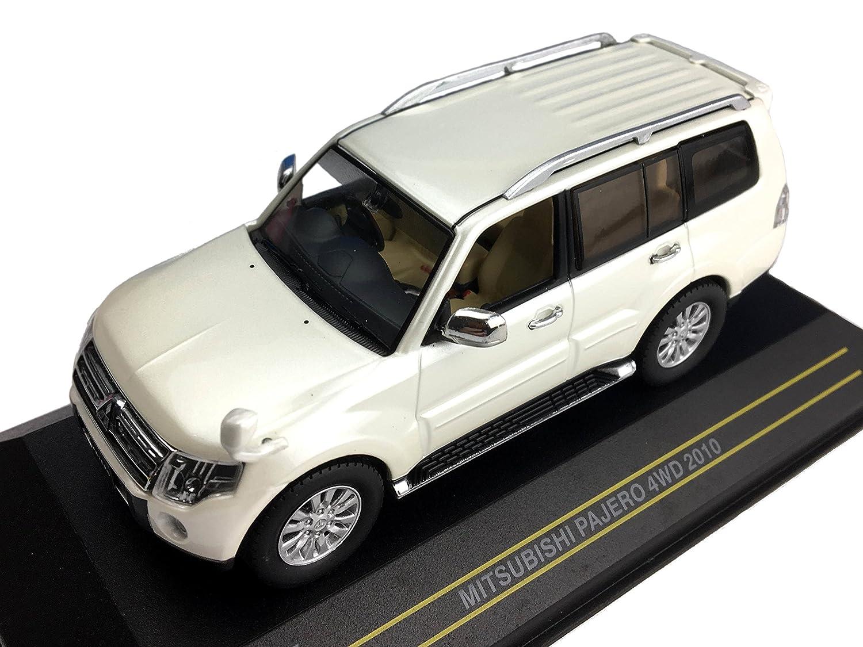 First:43 F43075 Mitsubishi Pajero 4WD weiss Maßstab 1:43 Modellauto Modellauto Modellauto e8415b