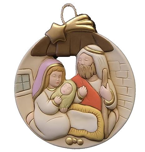 Immagini Natalizie Sacre.L Angolo Barletta Shan Quadro Natale Presepe Sacra Famiglia Regali Decorazioni E Addobbi Natalizi
