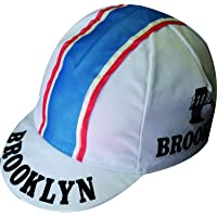 Apis Cappellino Ciclismo Team Vintage Brooklyn Bianco Cycling cap HOSTED BY  PRO  Line 65bc5e934989