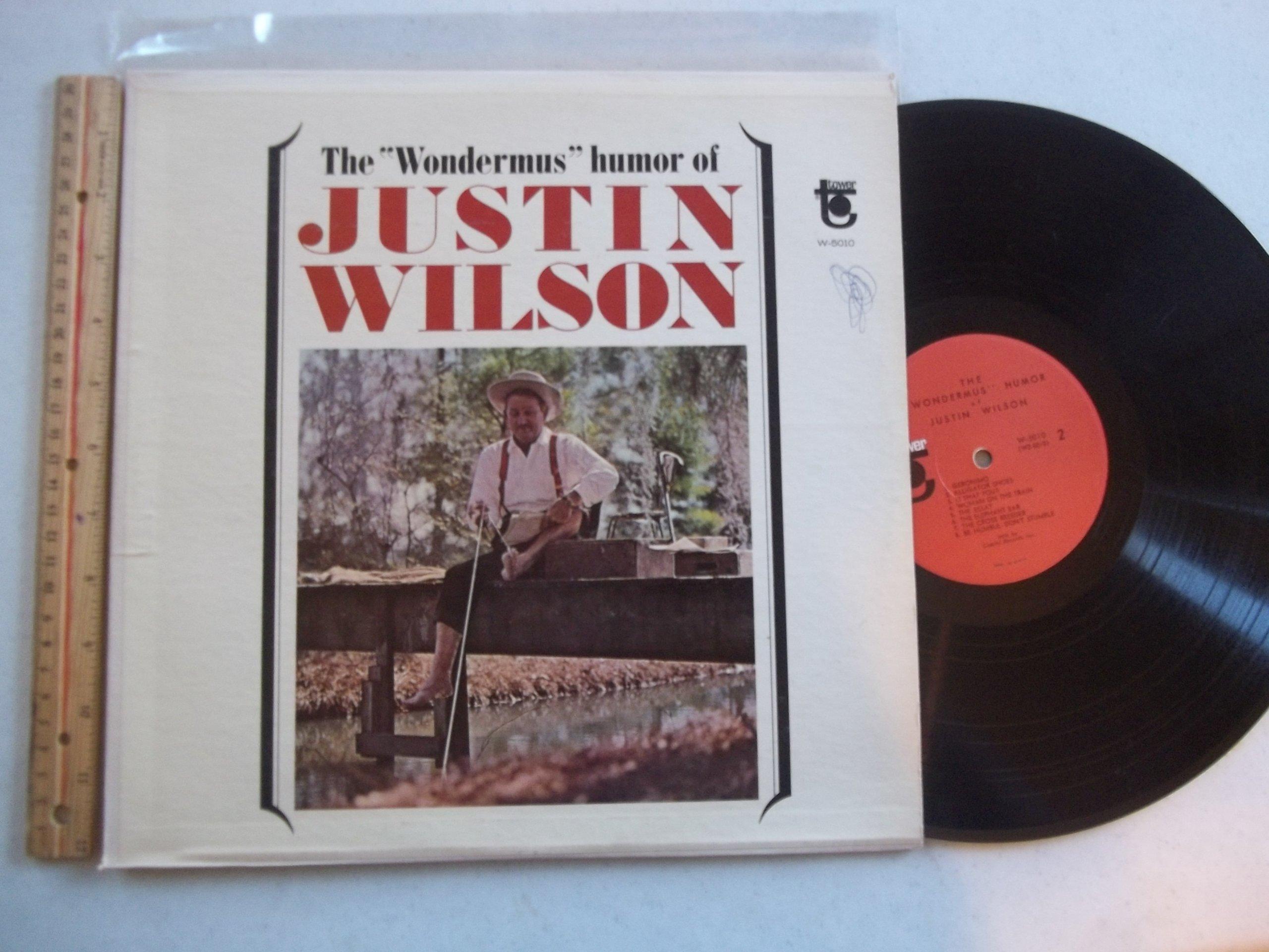 The ''Wondermus'' Humor of Justin Wilson