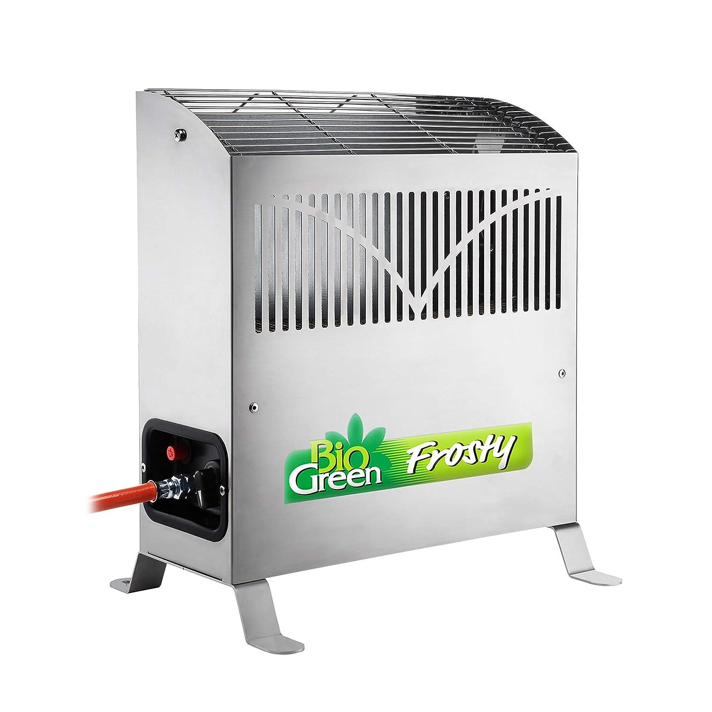 Bio Green FY 45 Chauffage au gaz pour Serre Frosty 4500 W