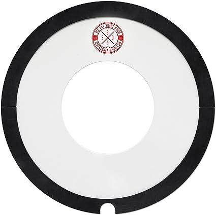 "Big Fat Snare Drum Snare-Bourine 10/"""