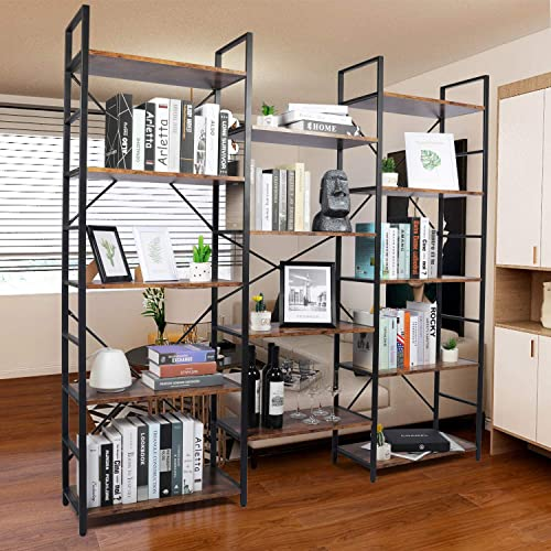 5-Tier Large Bookcase