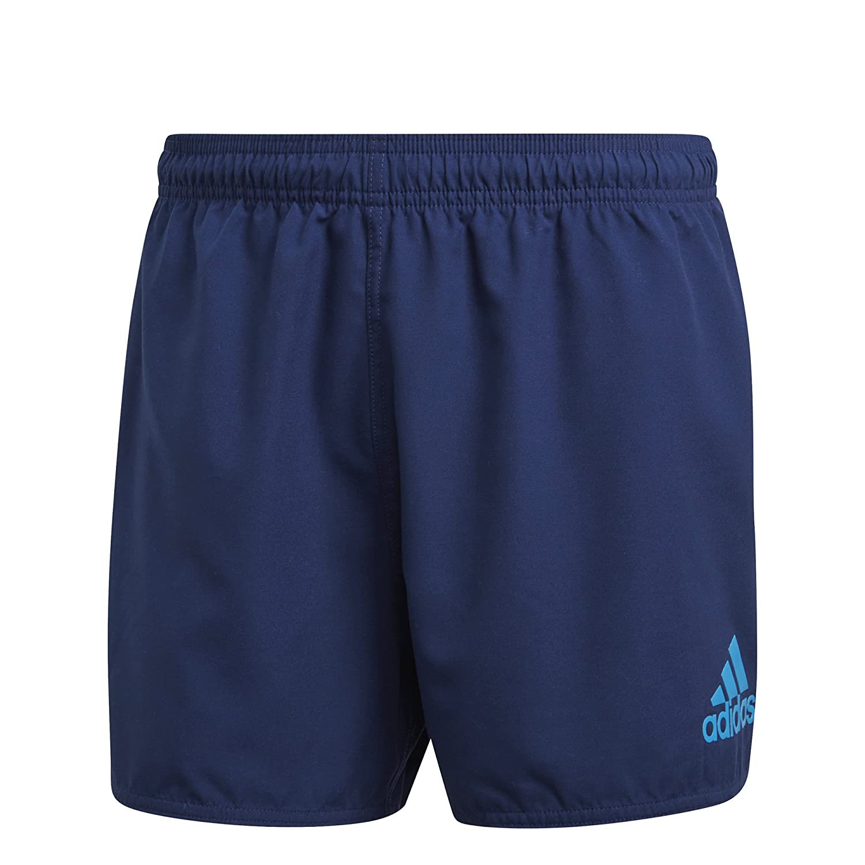 adidas(アディダス) BLUES 1stショーツ (BP9768) ソーラーブルー S14/ダークブルー Tシャツ(DJN06) B0785MLCWQ(BP9768)×S1 6XO