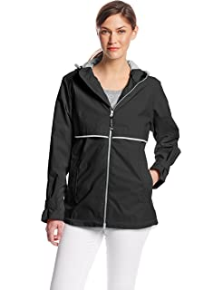 0b6bf1c3b09d Charles River Apparel Women s New Englander Waterproof Rain Jacket