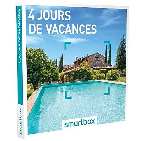 Smartbox – Caja Regalo -4 días de vacaciones – exclusiva Web