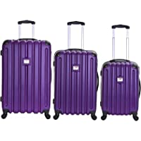 Slimbridge Lydd ensemble de 3 valises rigides