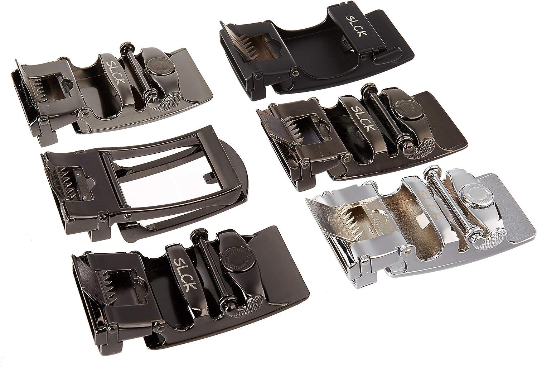 6 Pack Ratchet Belt Buckles