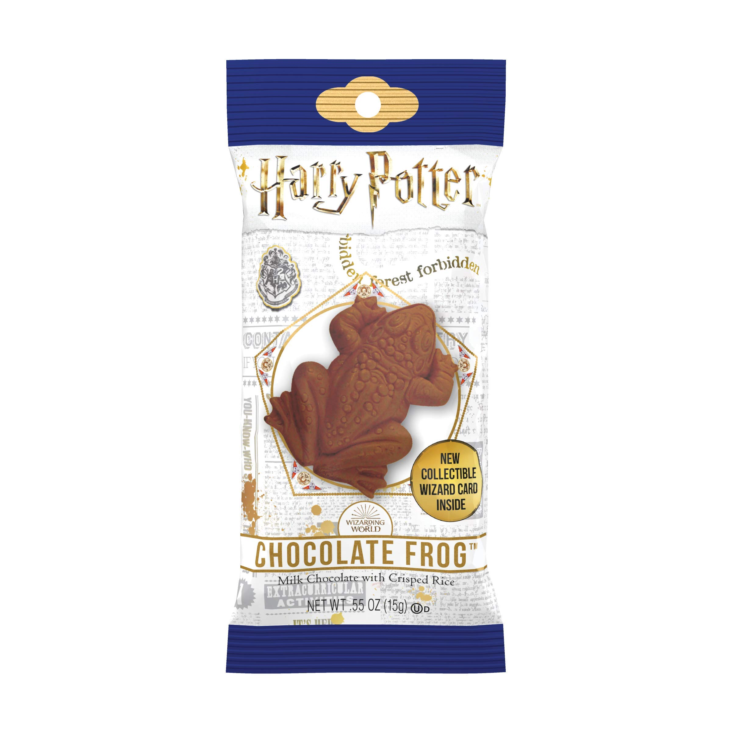 Jelly Belly Harry Potter Chocolate Frog, 0.55-oz, 24 Pack by Jelly Belly