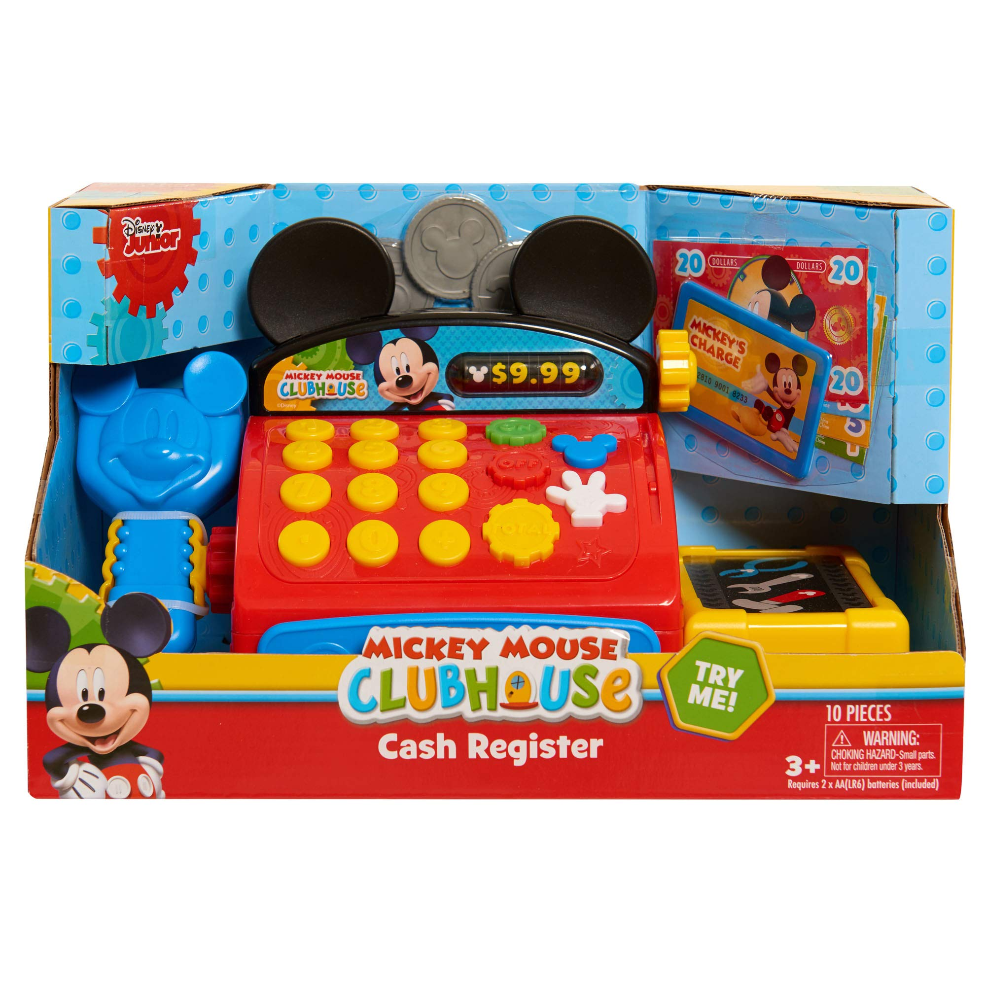 Mickey Mouse Clubhouse Cash Register by Mickey Mouse