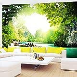 SENSATIONSPREIS - Fototapete Paradise 352 x 250 cm - Vliestapete - Wandtapete - Vlies Phototapete - Wand - Wandbilder XXL - !!! 100% MADE IN GERMANY !!! Runa Tapete 9011011a