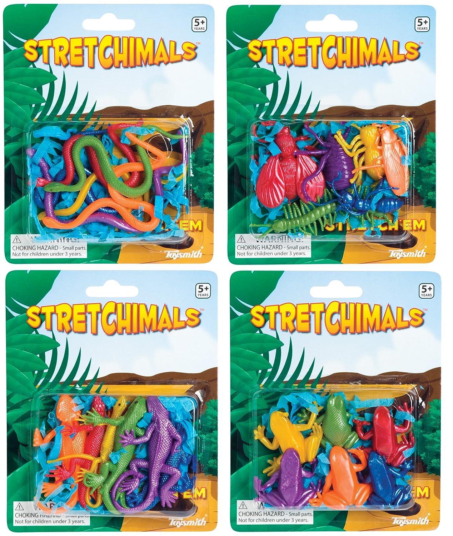 amazon com toysmith stretchimals toy toys u0026 games