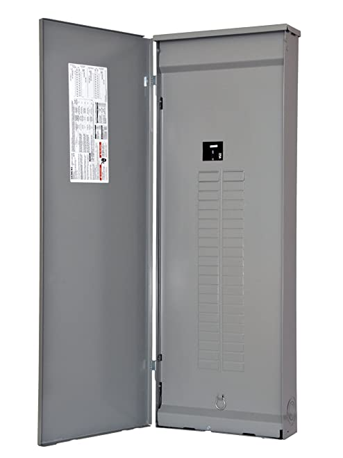 Siemens SW4242B3225 225-Amp Outdoor Main Breaker 42 Space, 42 Circuit 3-Phase Load Center
