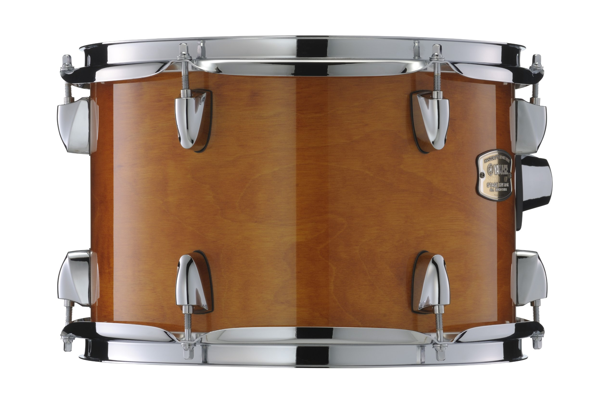Yamaha Stage Custom Birch 14x11 Mounted Tom, Honey Amber